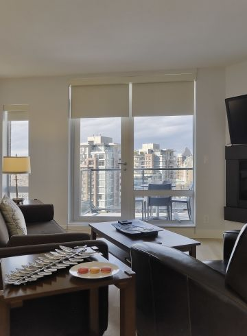 One Bedroom Preferred View Suite